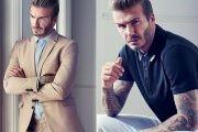 Из футболиста в дизайнеры: Дэвид Бекхэм показал всю свою брутальность в новой рекламной кампании