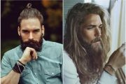 Стрижки на длинные волосы: насколько это по-мужски?