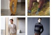 Совет: с чем носить коричневые брюки (джинсы)