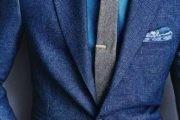 Виды зажимов для галстука: с названием фирмы, известного бренда и др.