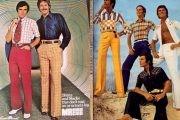Мода '70-х для мужчин