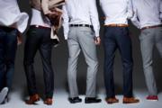 Как подобрать мужские брюки по таблице размеров