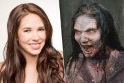 Добрые внутри: как выглядят актрисы, сыгравшие монстров вфильмах ужасов