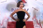 Разрез впечатляет: эффектное платье Ани Лорак на «Новой волне»