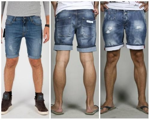 Размеры мужских и женских шорт